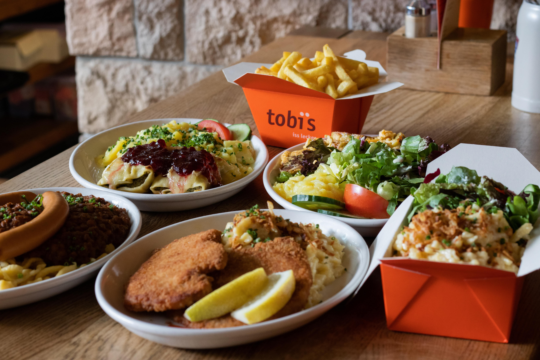 tobi's Essenauswahl